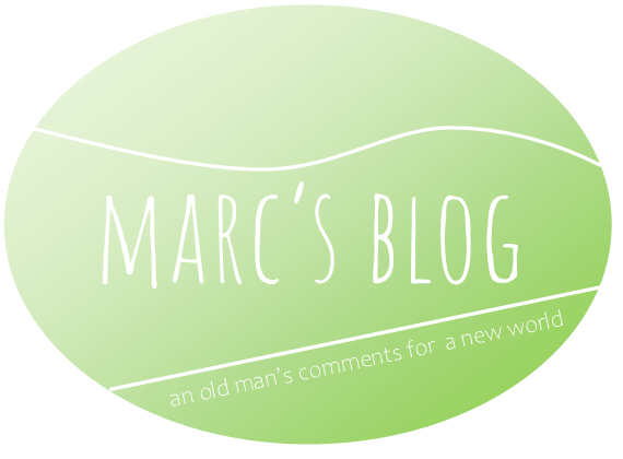 Marc's blog